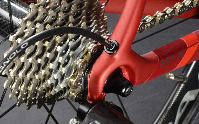 CARBON REAR DROPOUTS